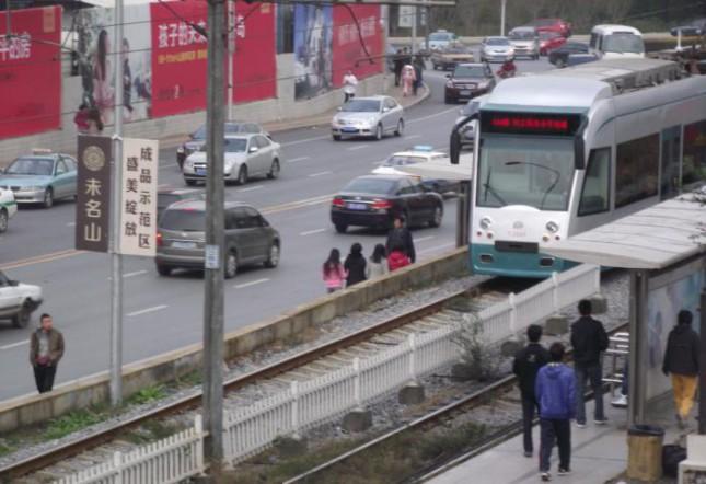 Dalian_tram_system