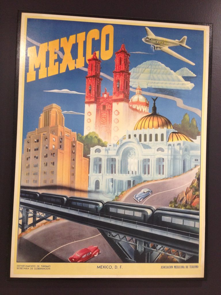 Mexico transport Poster2