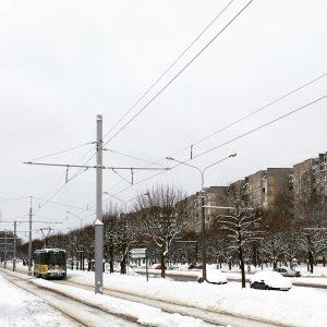 minsk tram